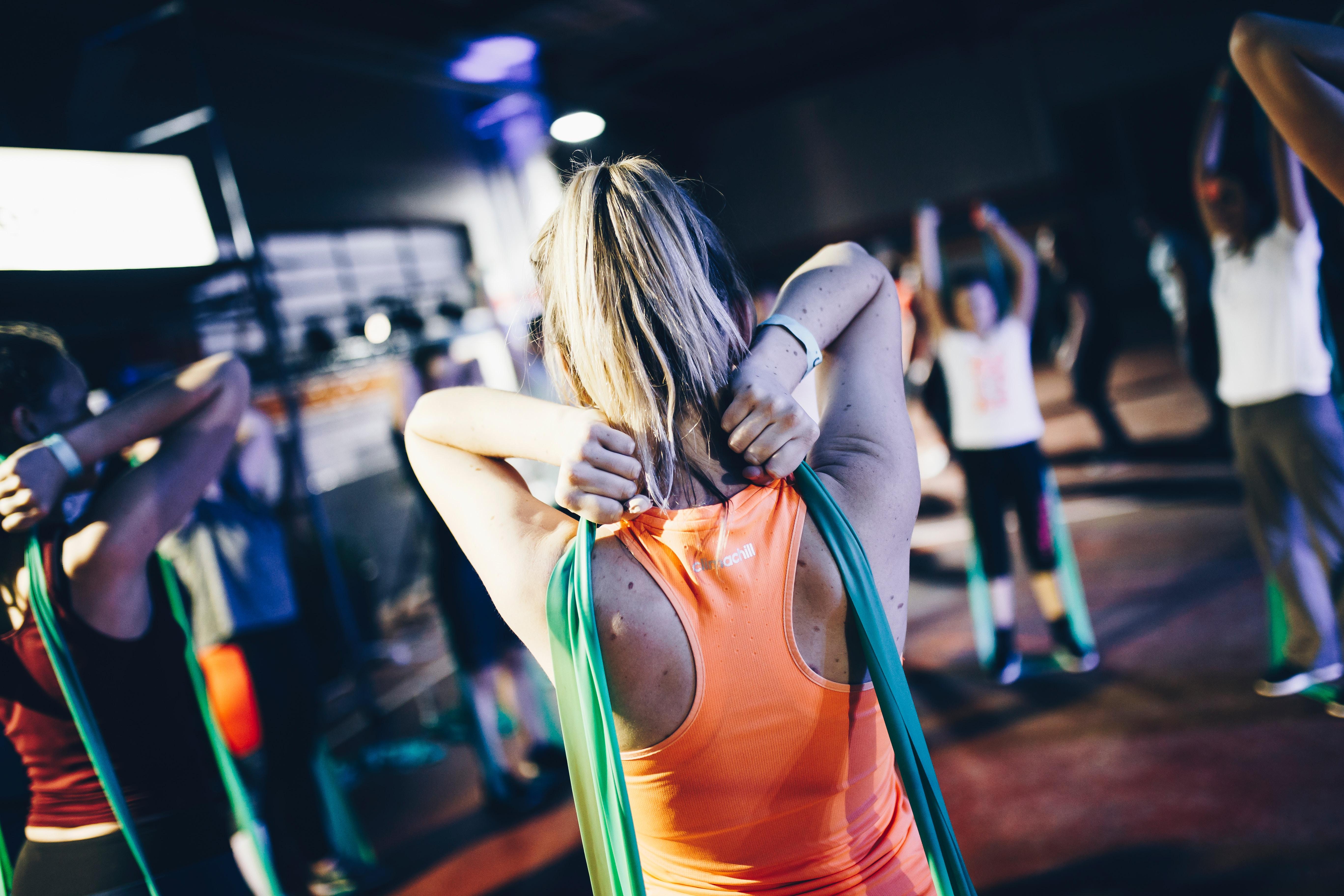 Clases colectivas y fitness en Donosti - Onbide